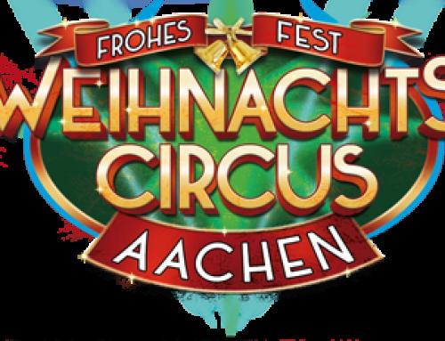 Circuskasse öffnet am 16. Dezember