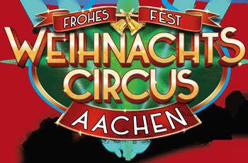 Weihnachtscircus-Aachen Logo