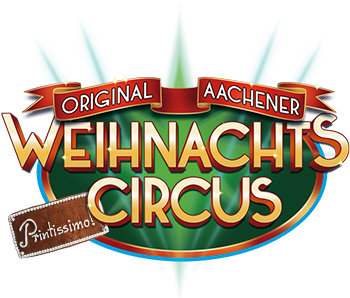 Weihnachtscircus Aachen Logo